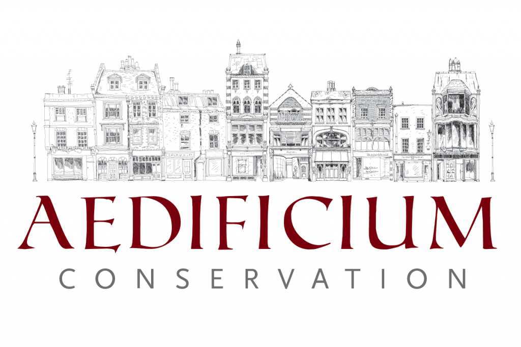 Tidal Studios | Branding & Logo Design | Aedificium Conservation