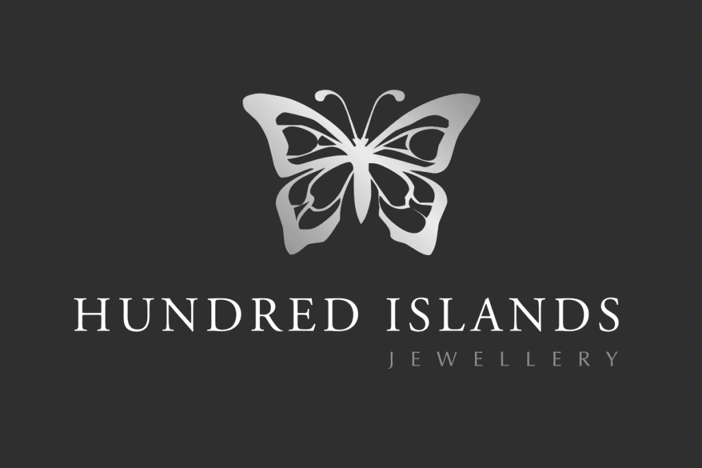 Tidal Studios | Branding & Logo Design | Hundred Islands Jewellery