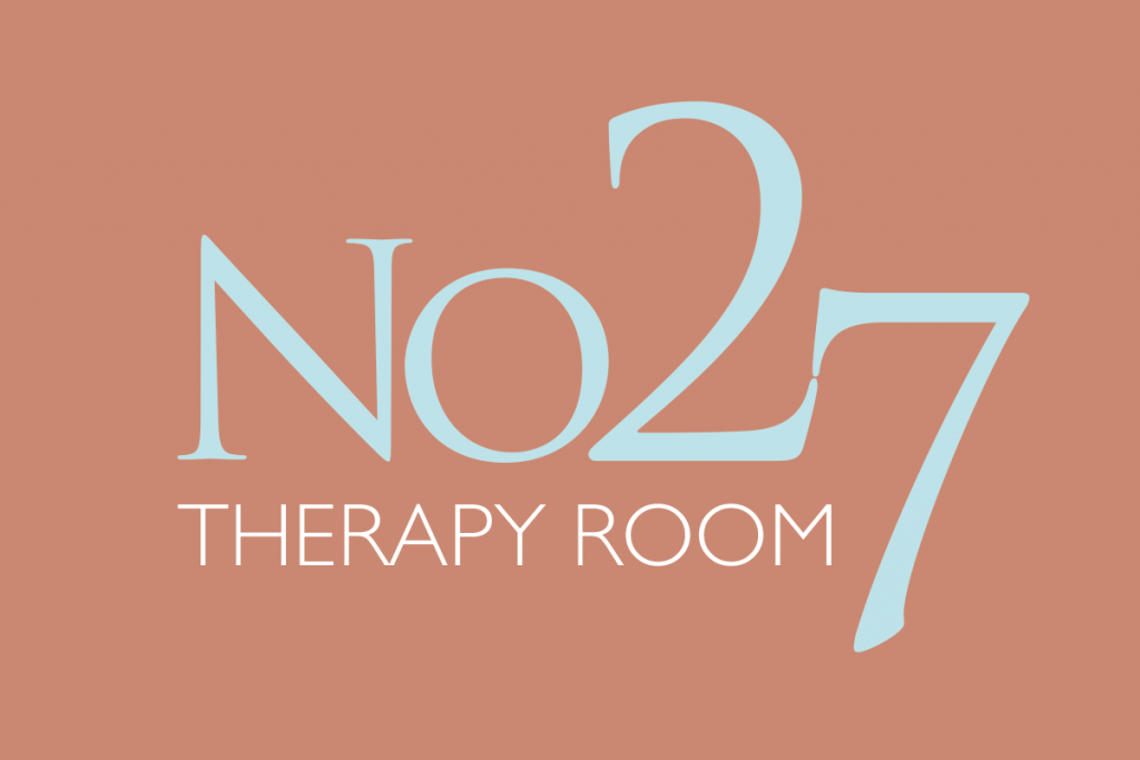 Tidal Studios | Branding & Logo Design | No 27 Therapy Room