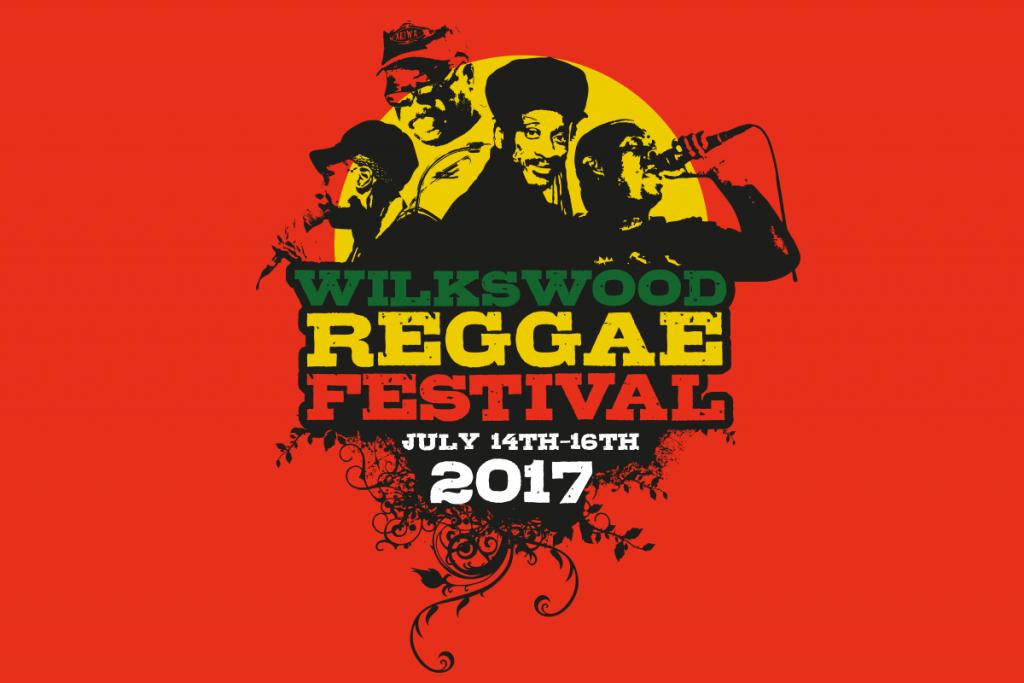 Tidal Studios | Branding & Logo Design | Wilkswood Reggae Festival