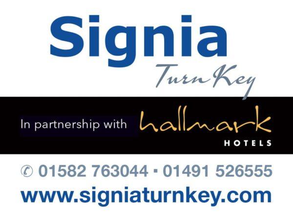 Tidal Studios | Signia Turn Key Site Banner