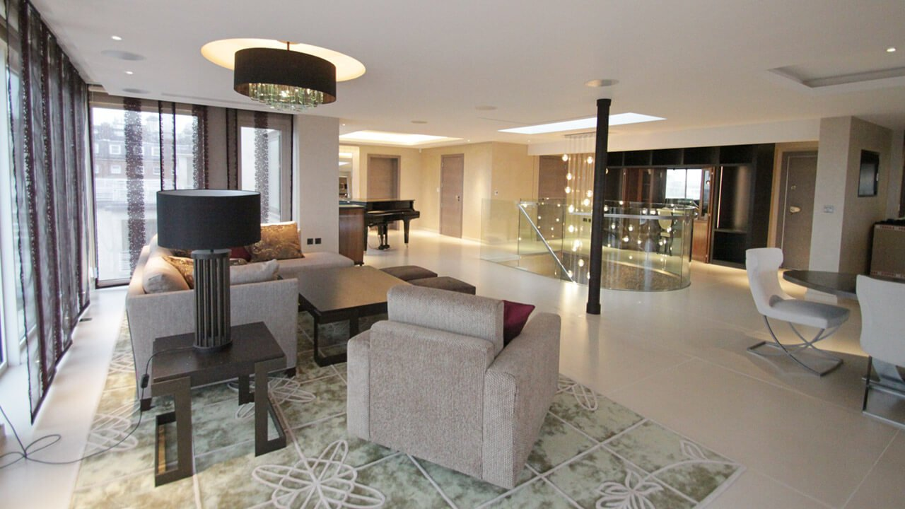 Tidal Studios | Signia Turn Key - Mayfair apartment