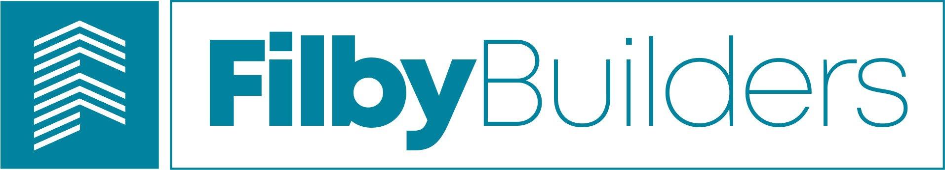Tidal Studios | Filby Builders logo design