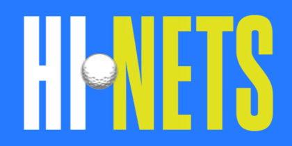 Tidal Studios | Hi-Nets logo design