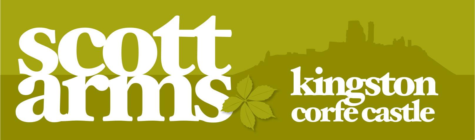 Tidal Studios | The Scott Arms logo design