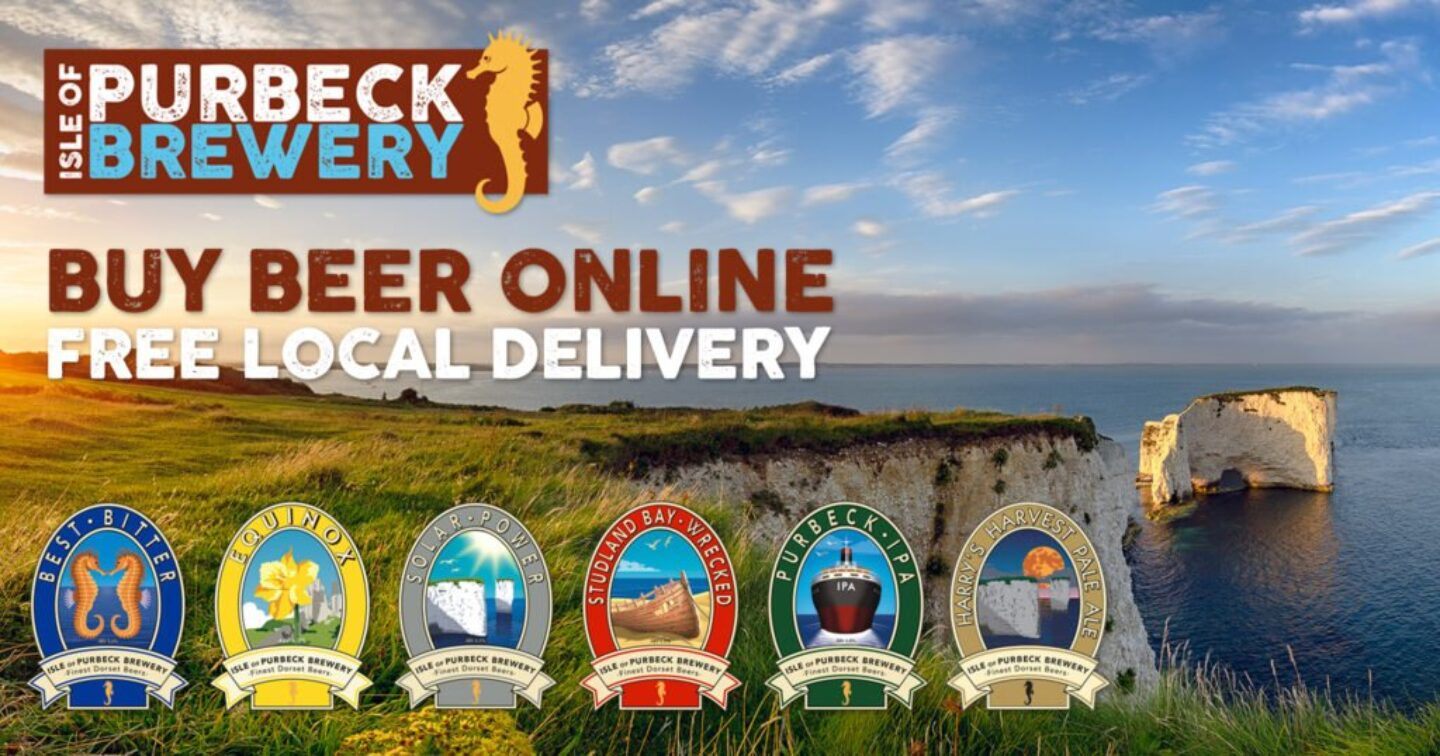 Tidal Studios | Isle of Purbeck Brewery Shop