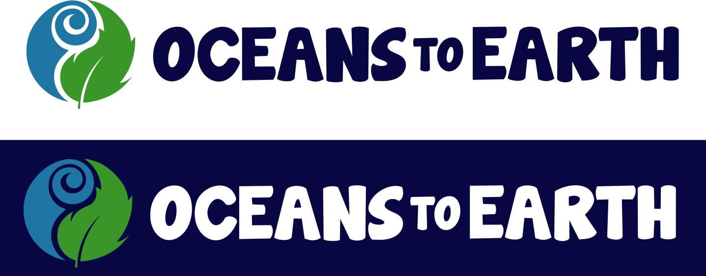 Oceans to Earth logo design